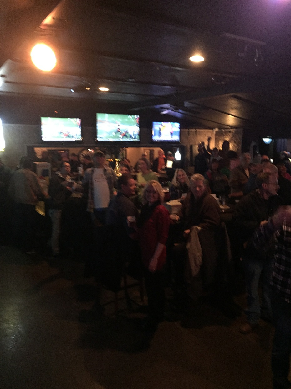 Erie Beer Society January 2016 at Oasis