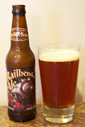 Railbender Ale is a Scottish Ale style beer brewed by Erie Brewing Co.