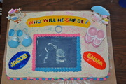 Baby Shower,And Christening Cakes