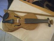 Violin Cake