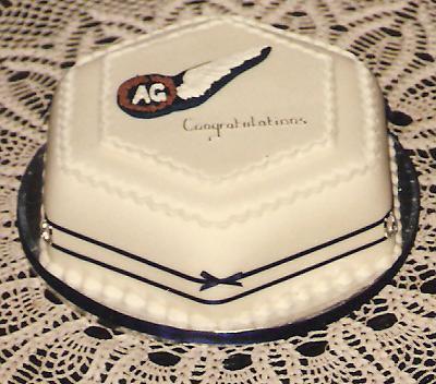 Mans Birthday Cake