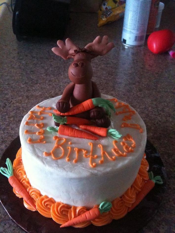 moose cake - 1130F