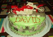Chopper cake