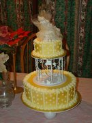 56 Anniversary Cake