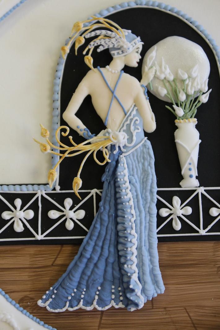 Royal Iced Art Deco