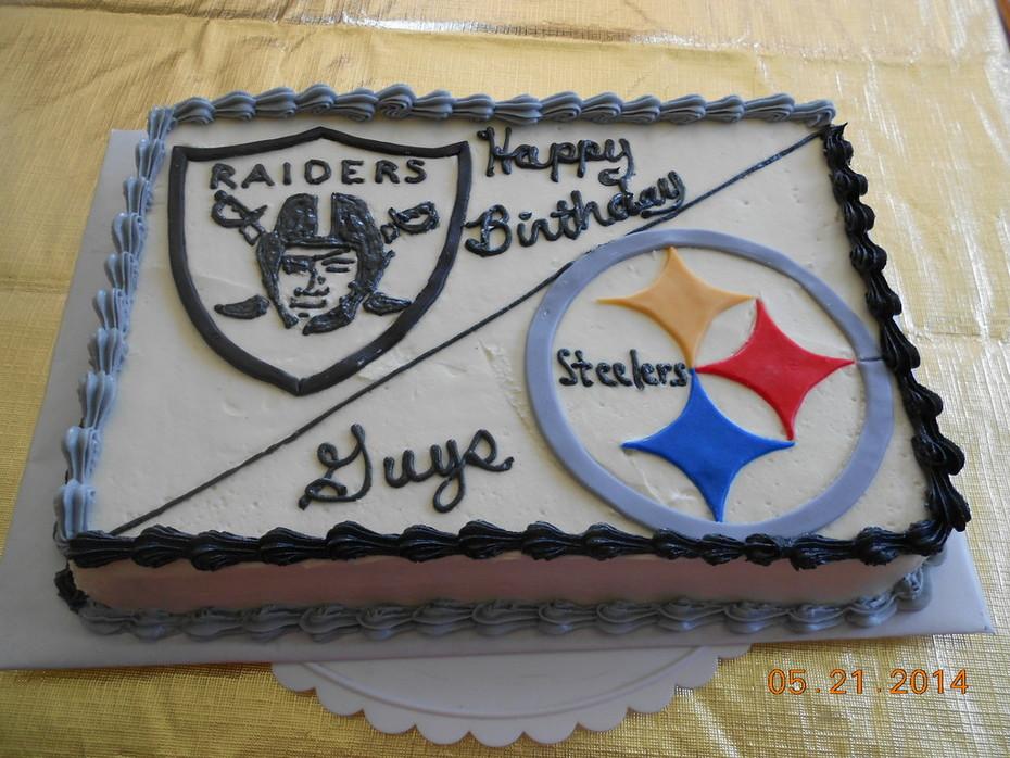 Raiders/Steelers