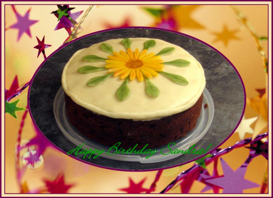 Happy Birthday Sandra Smiley!