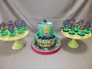 Clash of the Clans Birthday