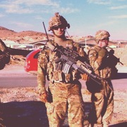 Last tour in Afghanistan