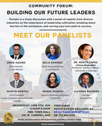 Casa Central presents: Building Our Future Leaders