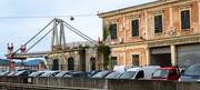 Ponte Morandi, uova e pollame