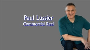 Paul Lussier-Commercial Reel