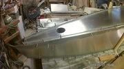 rear fuselage - day 5