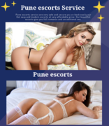 Hire Pune escorts at affordable price!