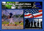 Owner / Instructor Laser Maker Baseball Clinics