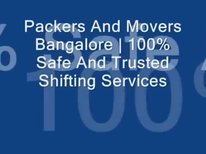 Packers And Movers In Bangalore Local