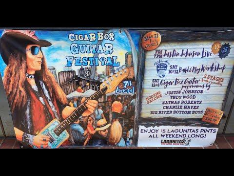 7th Annual St. Louis Cigar Box Guitar Festival 2019