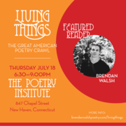 Great American Poetry Crawl: New Haven