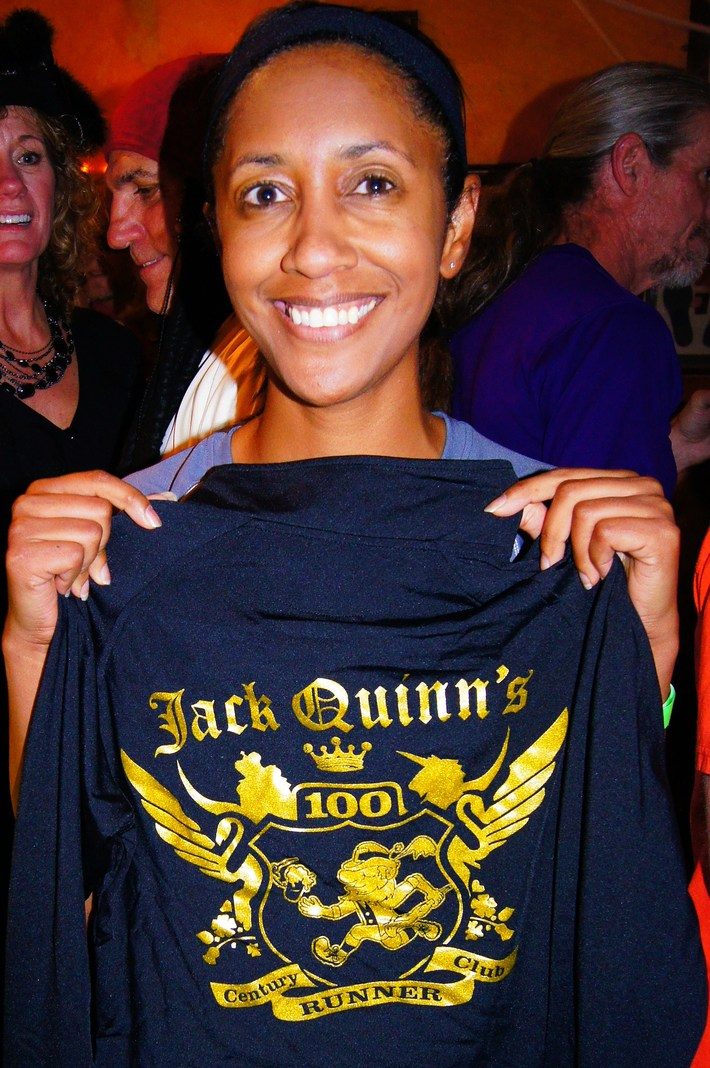 Jack Quinn's Running Club: The Halloween Party