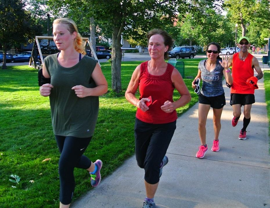 Jack Quinn's Running Club, Sept. 2, Gallery 1