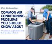 common-air-conditioning-problems
