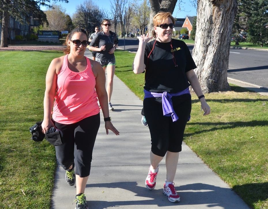 Jack Quinn's Running Club, May 3