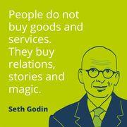 O que as pessoas compram...