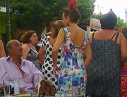 Feria 2011.    Acudimos muchas personas de las distintas Asociaciones de Coagu