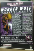 Back of the box - Clawdeen as Wonder Wolf
