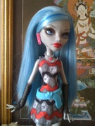 Ghoulia's meditation session