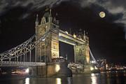 Luna Grande en Londres o en Oran