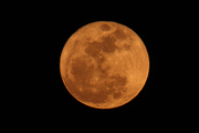 The Super Moon of March 19th, 2011