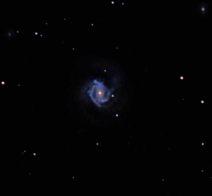 M-61, NGC-4301, NGC-4303, NGC-4292