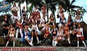 NFL Pro Bowl Cheerleaders