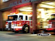 Camiones PIERCE en bomberos