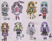 Monster High Dolls Collectors!