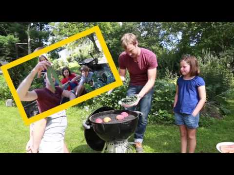 National Geographic Kids Cookbook: Grilling