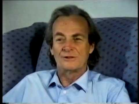 Feynman 'Fun to Imagine' 6: The Mirror
