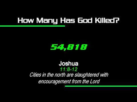 How Many Has God Killed?
