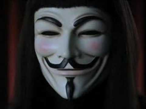 ANONYMOUS on the SYSTEM