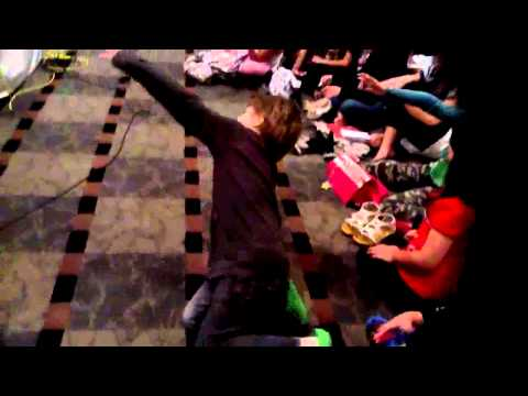 Jesus Camp Singapore Part 1 --  Kids learn to raise the dead