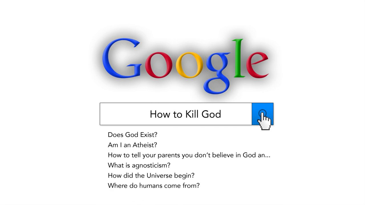 Google: How To Kill God - Teaser.