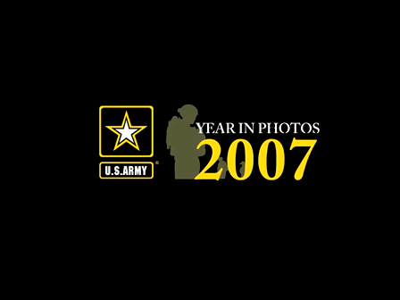 Army Year in Pictures 2007