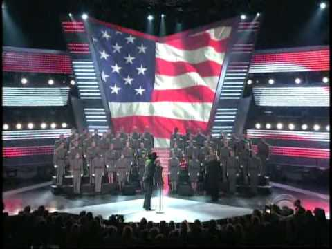 Trace Adkins and the West Point Cadet Glee Club