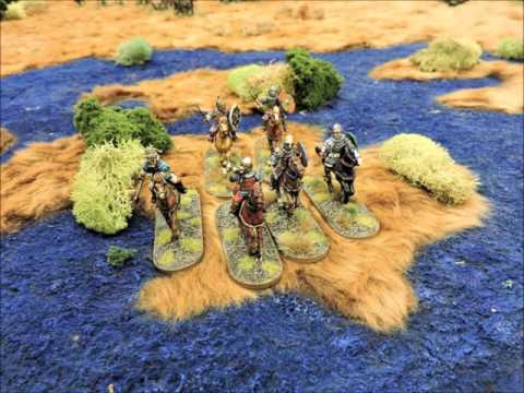 Enfilade 2017:  Land Battle Games on Saturday Night