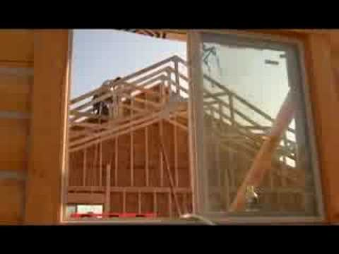 Whisper Creek Log Homes - Build Video 1
