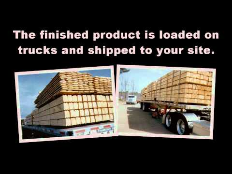 Wholesale Logs for Log Homes and Log Cabins