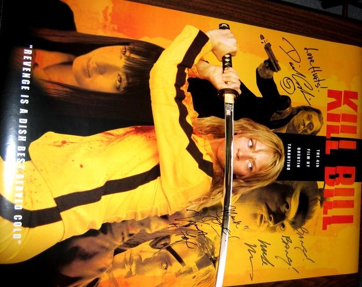 Kill Bill Poster