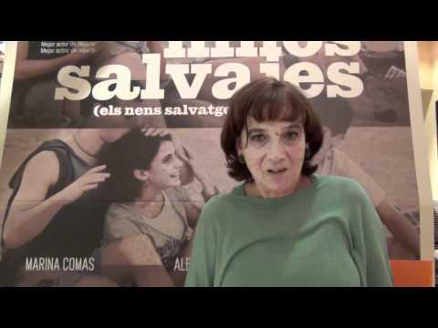 Patricia Ferreira habla sobre educación