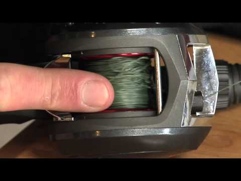 How to Deal with a Back Lash (Birds Nest) on a Bait Casting Reel